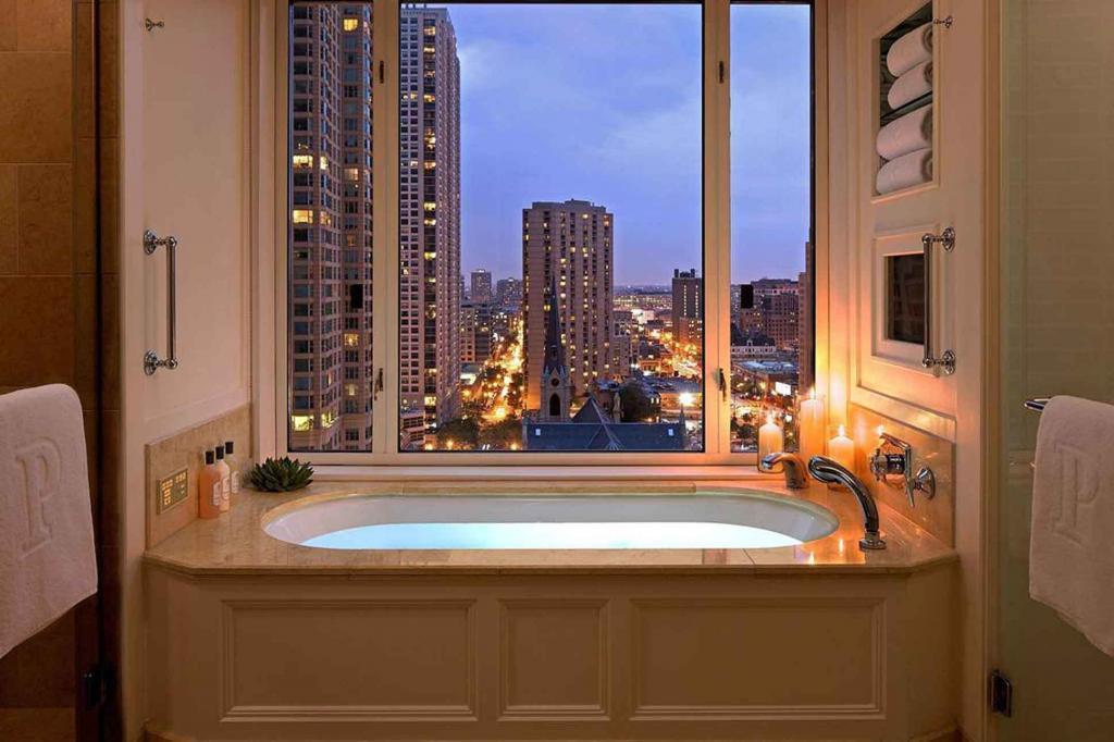 Bath at The Peninsula Chicago