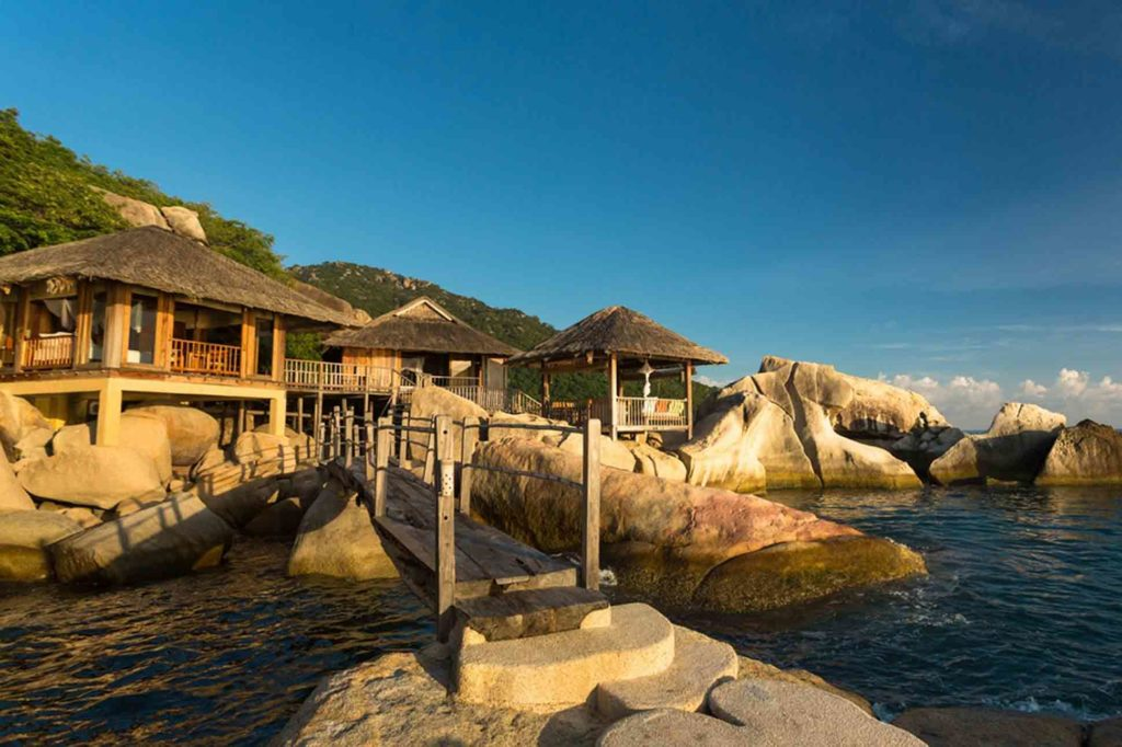 Villas at Six Senses Ninh Van Bay, Vietnam