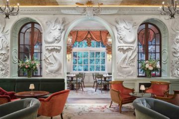 The Goring Bar and Siren Restaurant at The Goring, London, United Kingdom