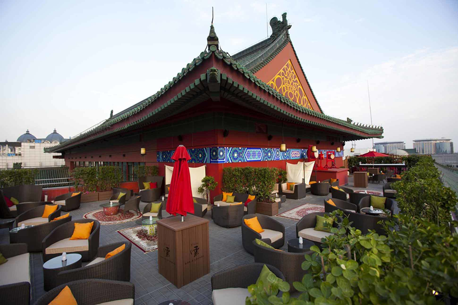 Yun Bar at The Peninsula Beijing