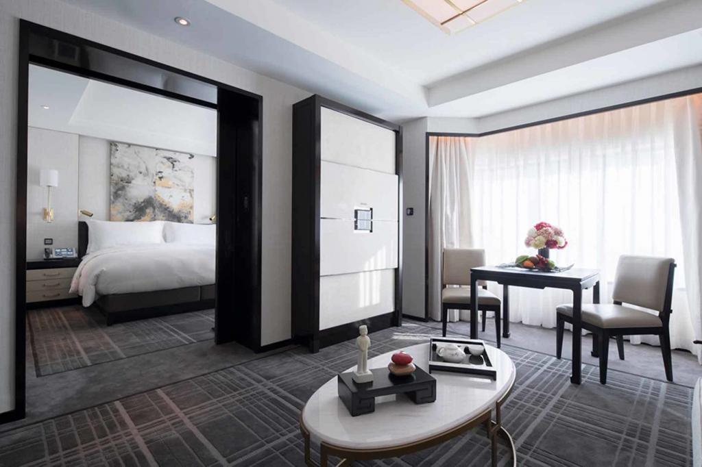 Suite at The Peninsula Beijing