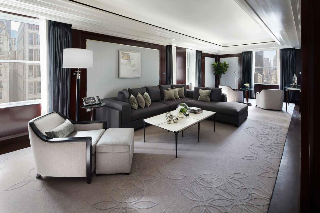 Suite at The Peninsula New York