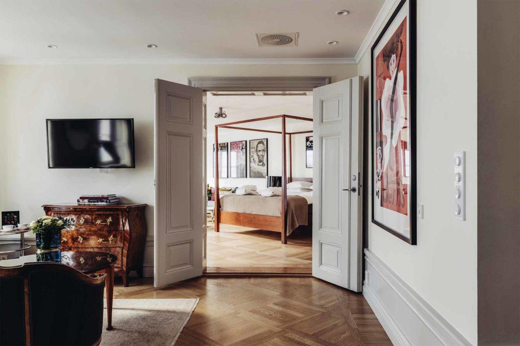 A Suite at Berns, Stockholm, Sweden