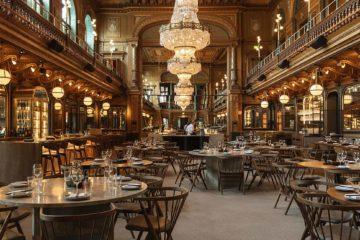 Asiatiska restaurant at Berns, Stockholm, Sweden