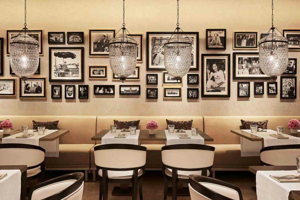 Restaurant Taj Mahal Palace Mumbai India