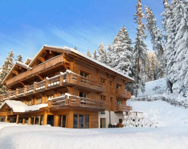 Exterior view of Virgin Limited Edition, The Lodge, Verbier, Switzerland