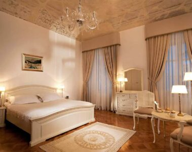 Suite at Antiq Palace and Spa, Ljubljana, Slovenia