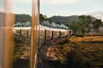 Belmond Hiram Bingham, Peru rolling stock