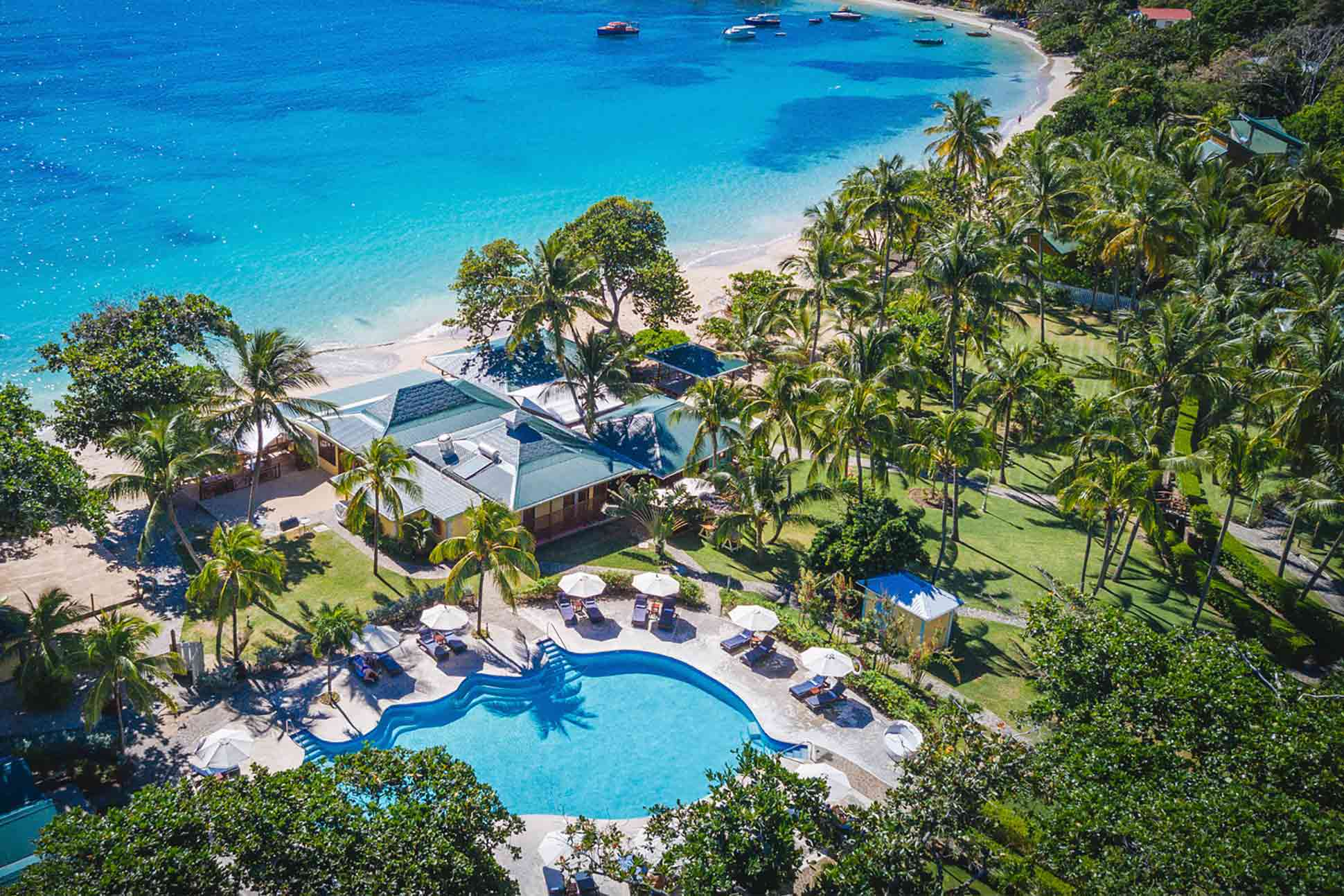 Bequia Beach Hotel <br> Belmont, Bequia, Saint Vincent and the Grenadines