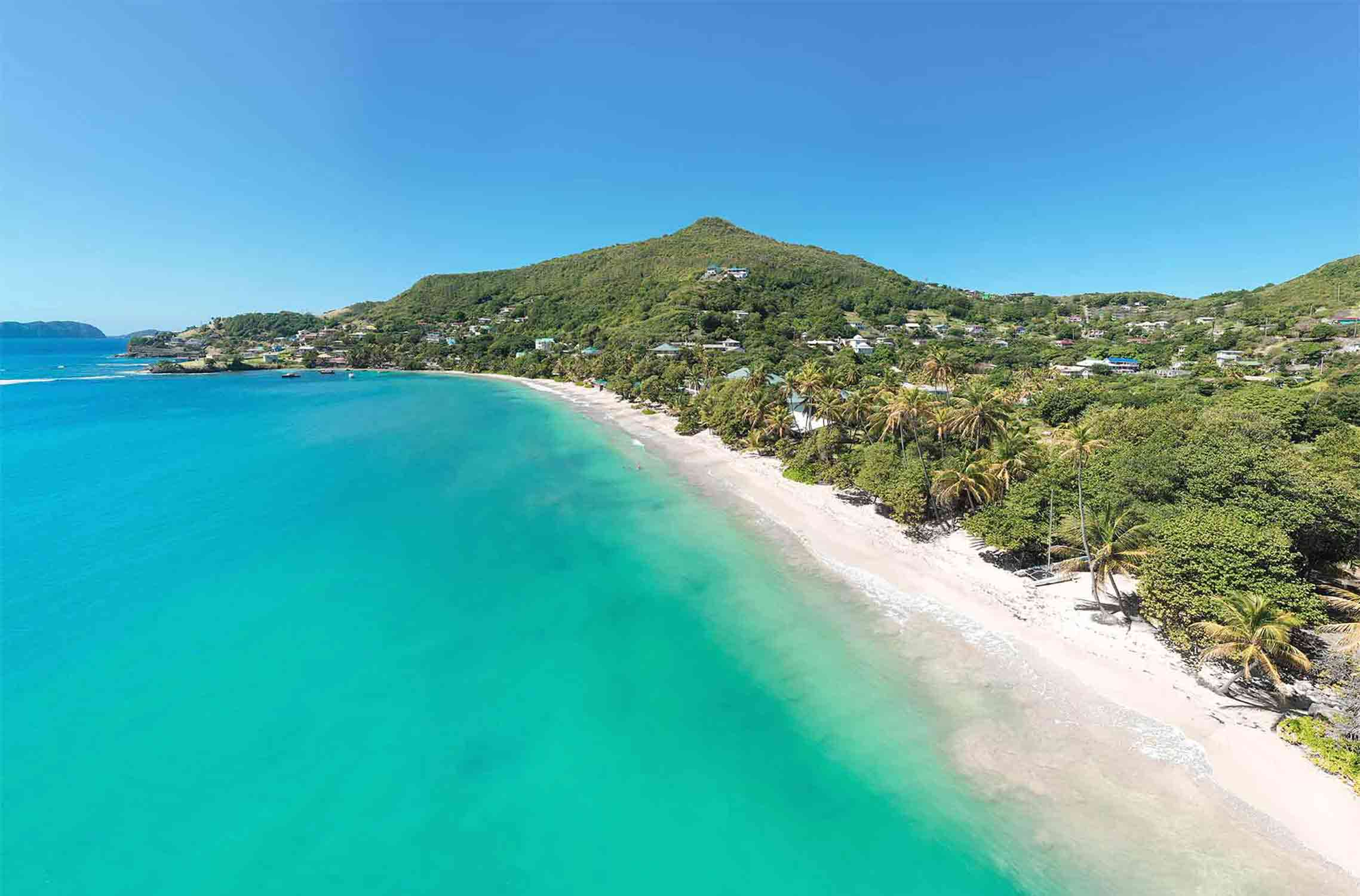 Future perfect <br> Bequia, Saint Vincent and the Grenadines