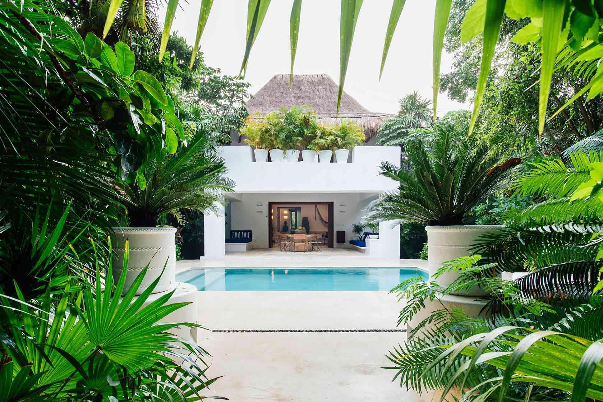 Hotel Esencia <br> Riviera Maya, Mexico
