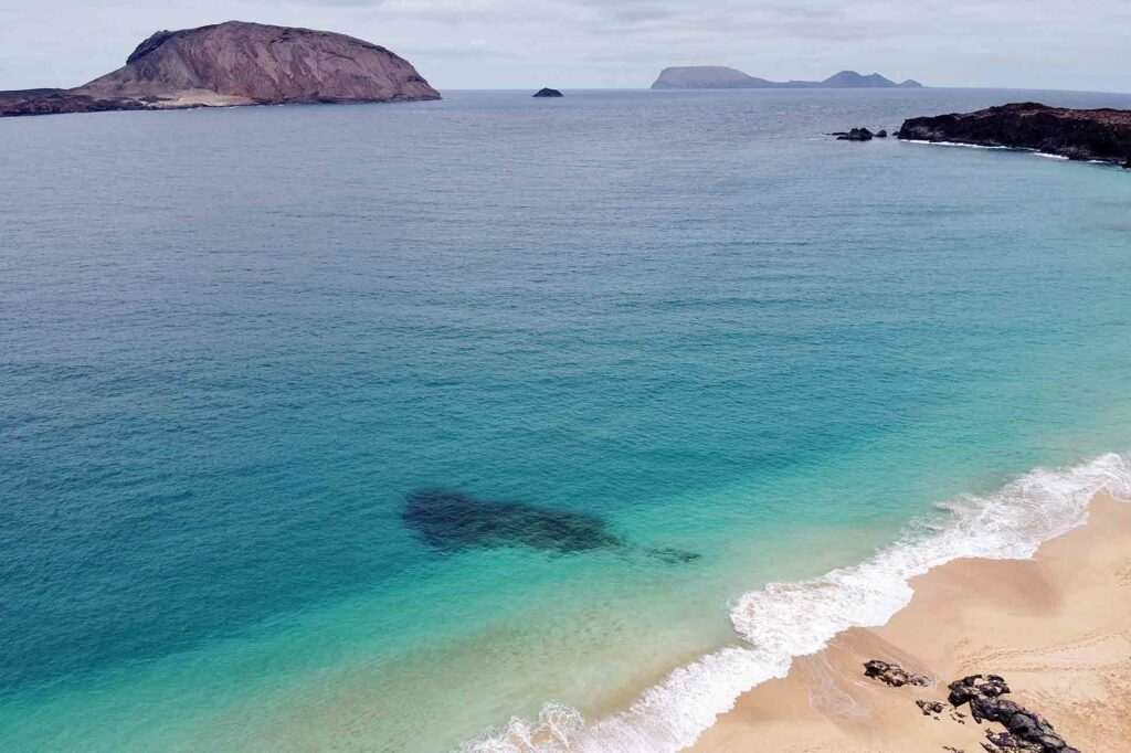 Canary Island beaches with G Adventures