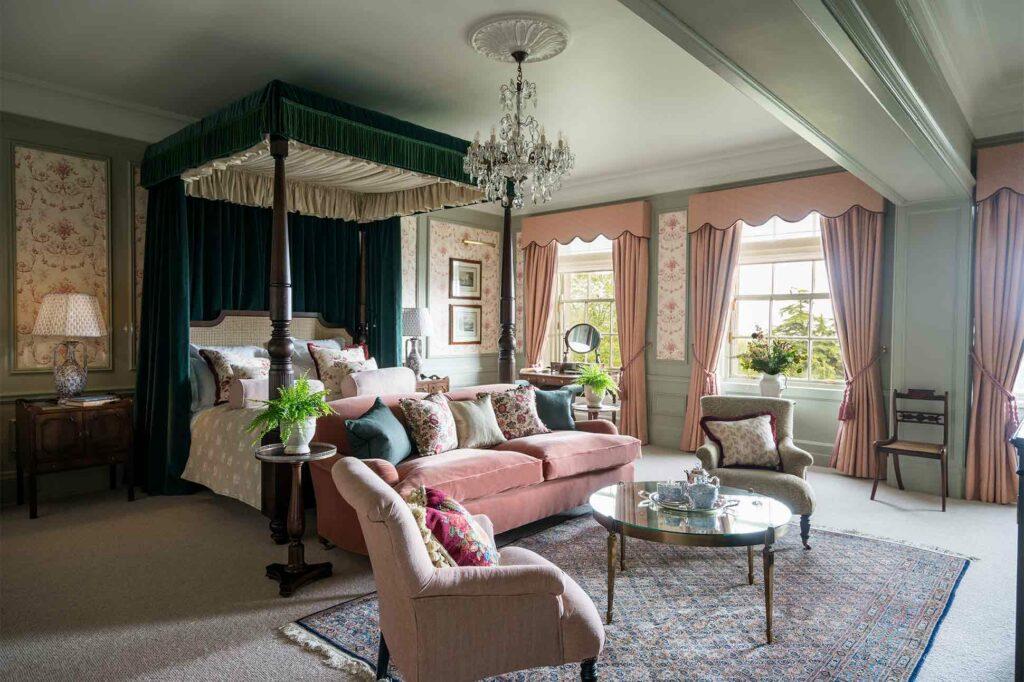 Suite at Gleneagles, Auchterarder, Scotland