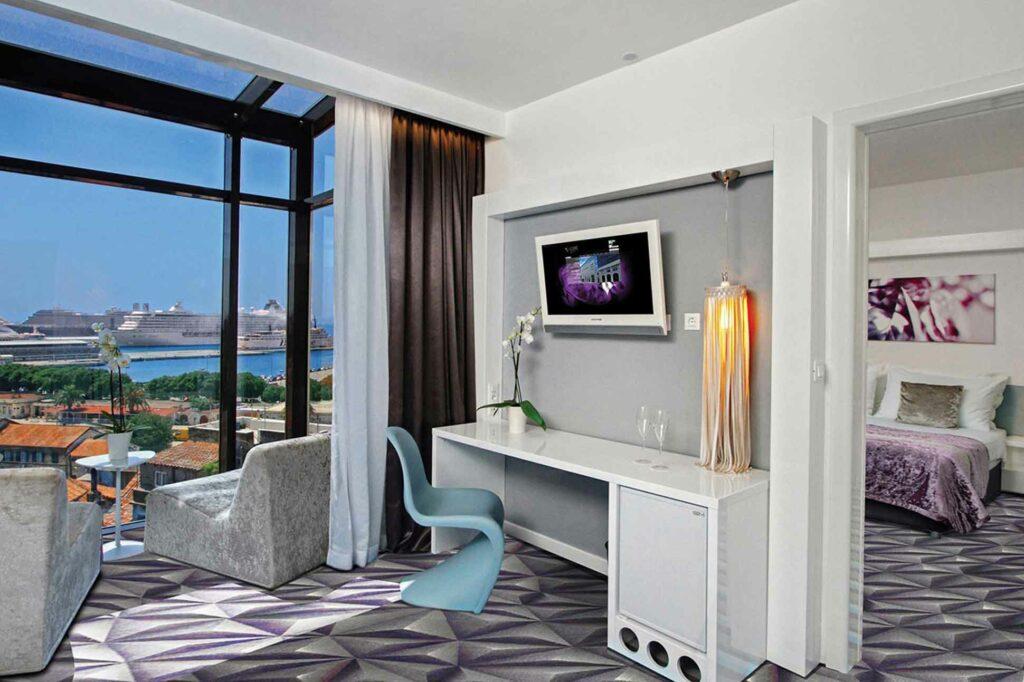 Hotel Luxe Split Room