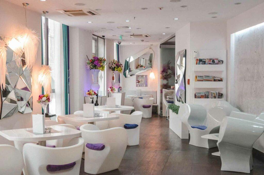Hotel Luxe Split restaurant
