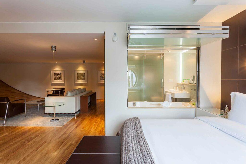 Hotel Unique Sao Paulo suite