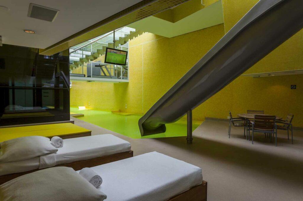 Hotel Unique Sao Paulo gym