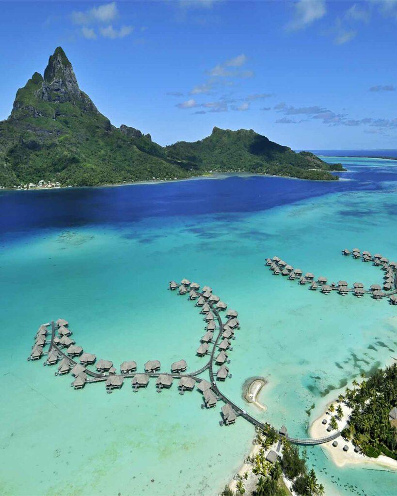Intercontinental Bora Bora, French Polynesia