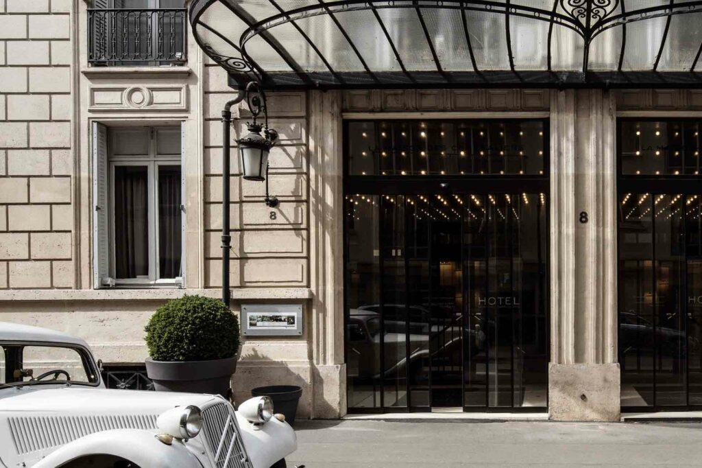La Maison Champs Élysée exterior