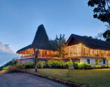The spa at Lelewatu Resort, Sumba, Indonesia