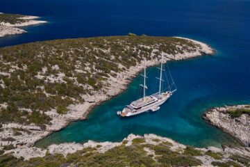 RW Wakeley yacht journey of Croatia's hidden gems