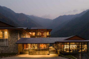 Exterior view of Taj Rishikesh Resort & Spa, Uttarakhand, Rishikesh, India