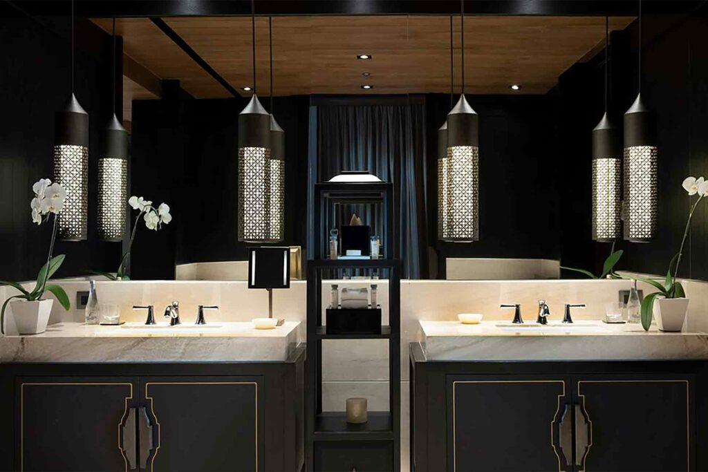 Bathroom at The Apurva Kempinski Bali, Bali, Indonesia