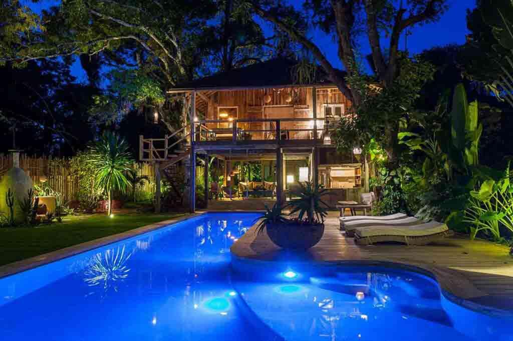 Uxua Casa Hotel and Spa exterior