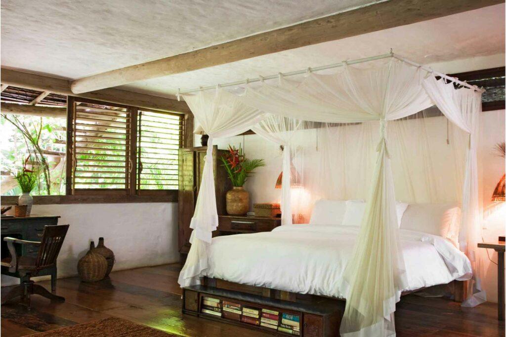Uxua Casa Hotel and Spa bedroom