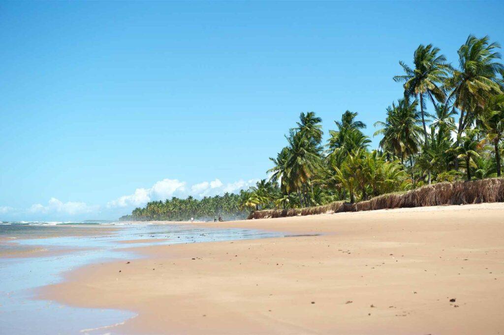 Uxua Casa Hotel and Spa beach