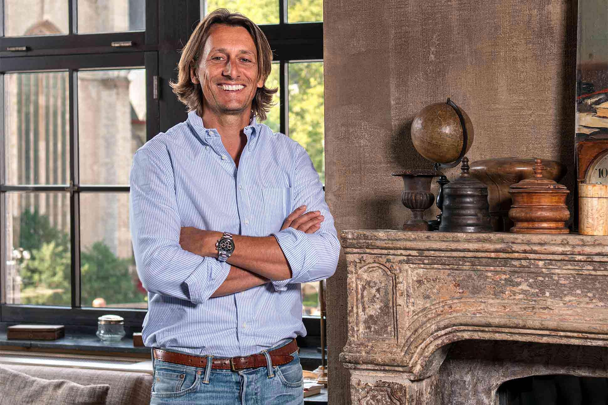Arnaud Zannier, CEO Zannier Hotels