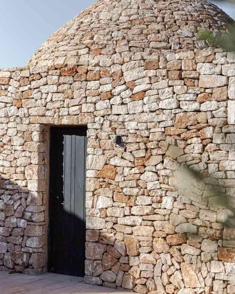 Exterior of Can Ferrereta, Santanyí, Mallorca, Spain