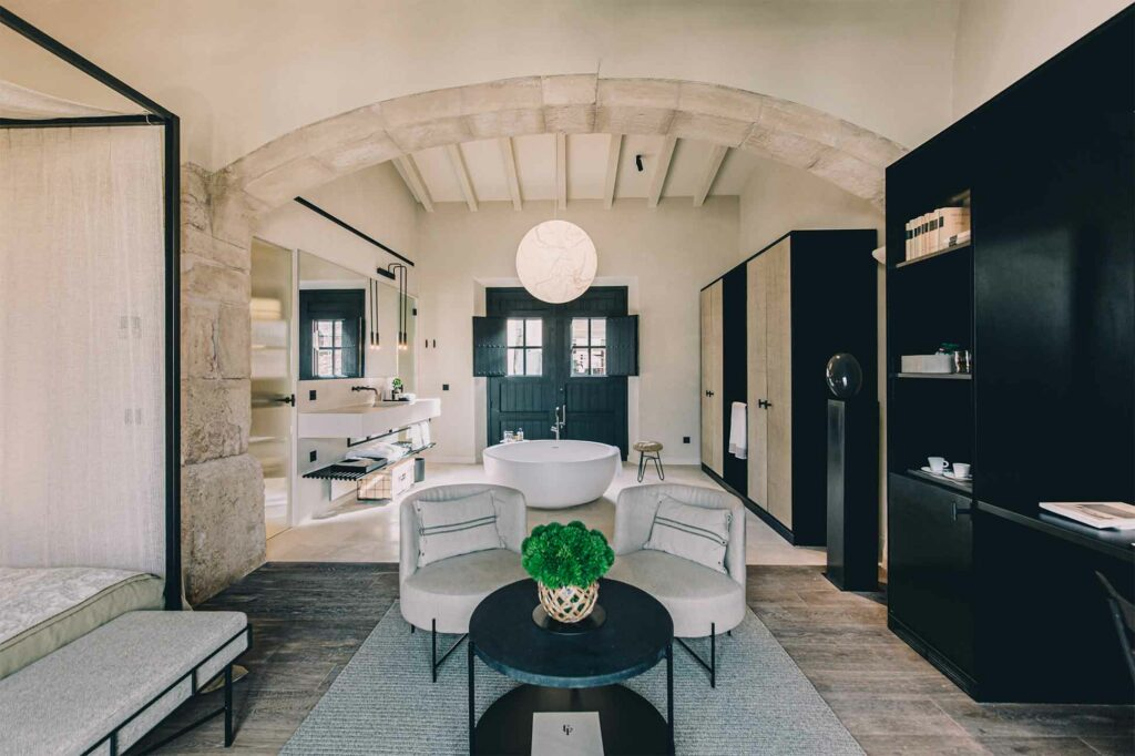 Suite at Can Ferrereta, Santanyí, Mallorca, Spain