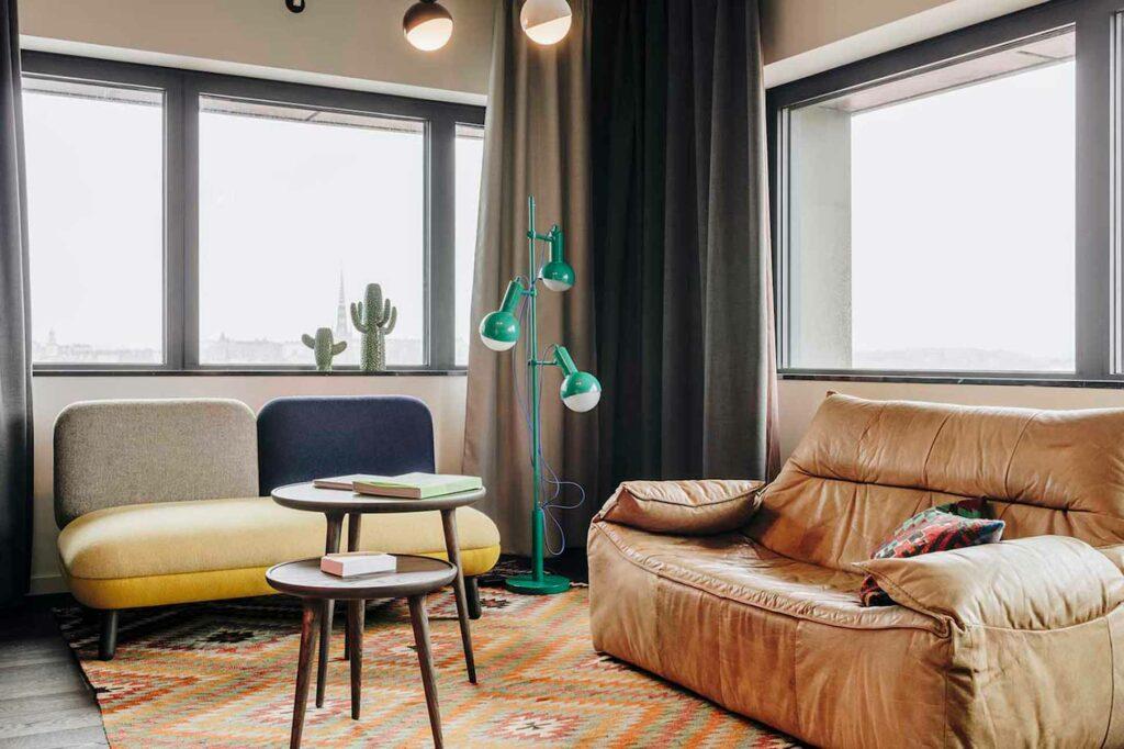 HOBO Stockholm room