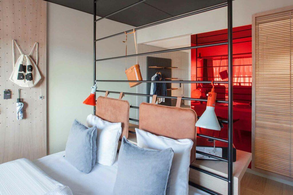 HOBO Stockholm guest room