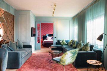Haymarket by Scandic Stockholm suite