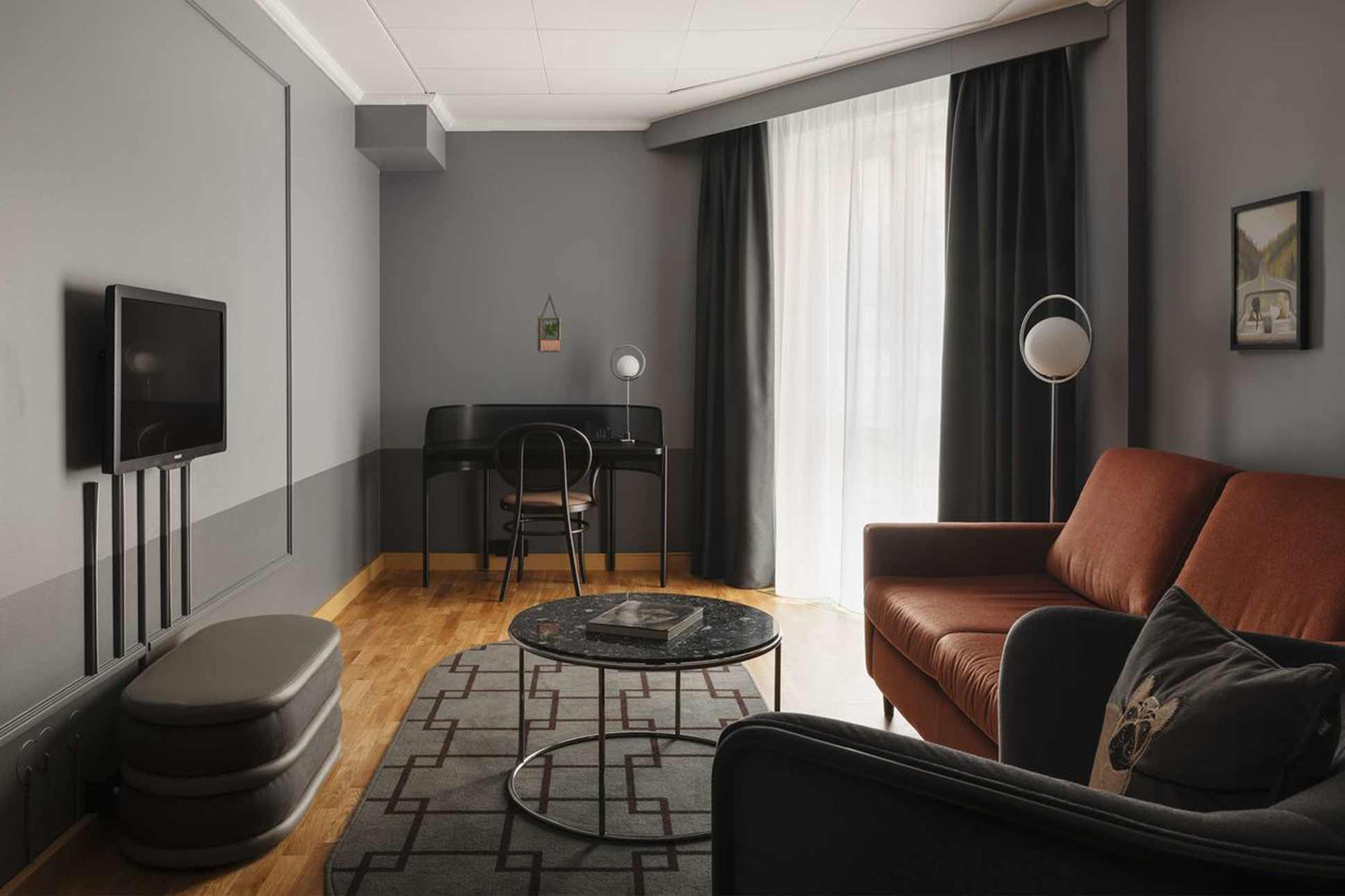 Hotel Hasselbacken Stockholm, room