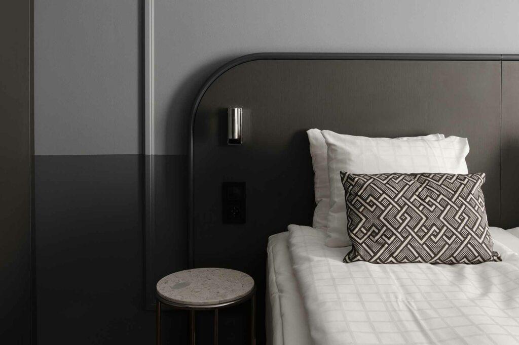 Hotel Hasselbacken Stockholm room interior detail