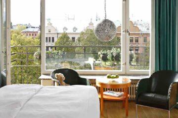 Hotel Rival Stockholm suite