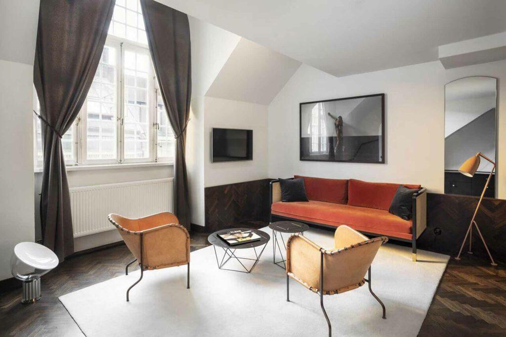 Miss Clara Stockholm suite