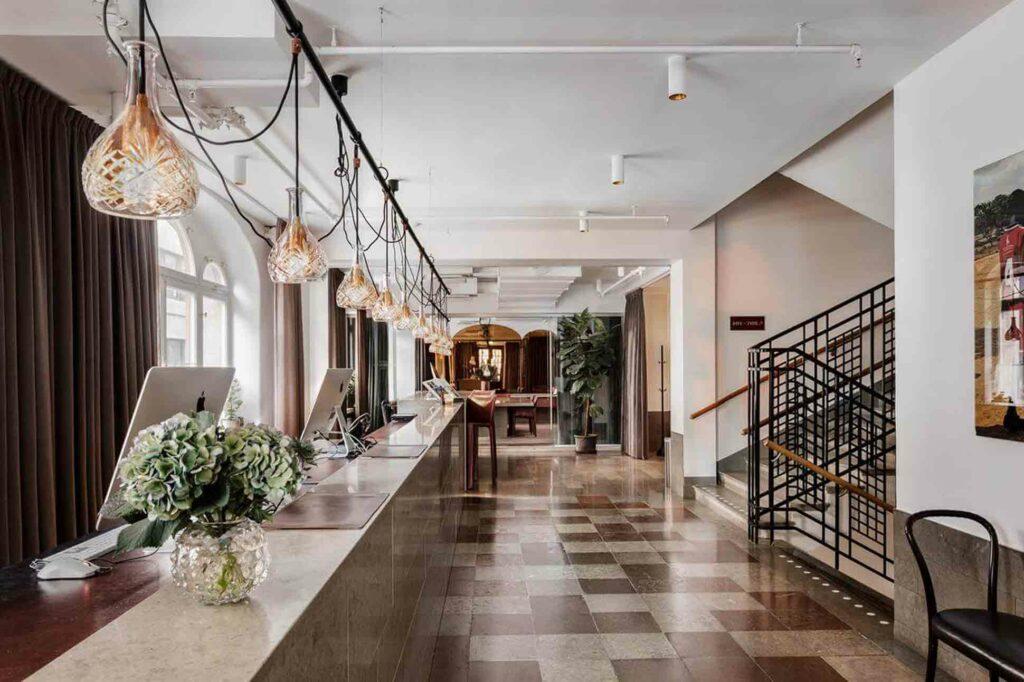 Miss Clara Stockholm lobby