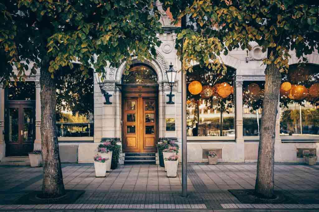 Nobis Stockholm exterior