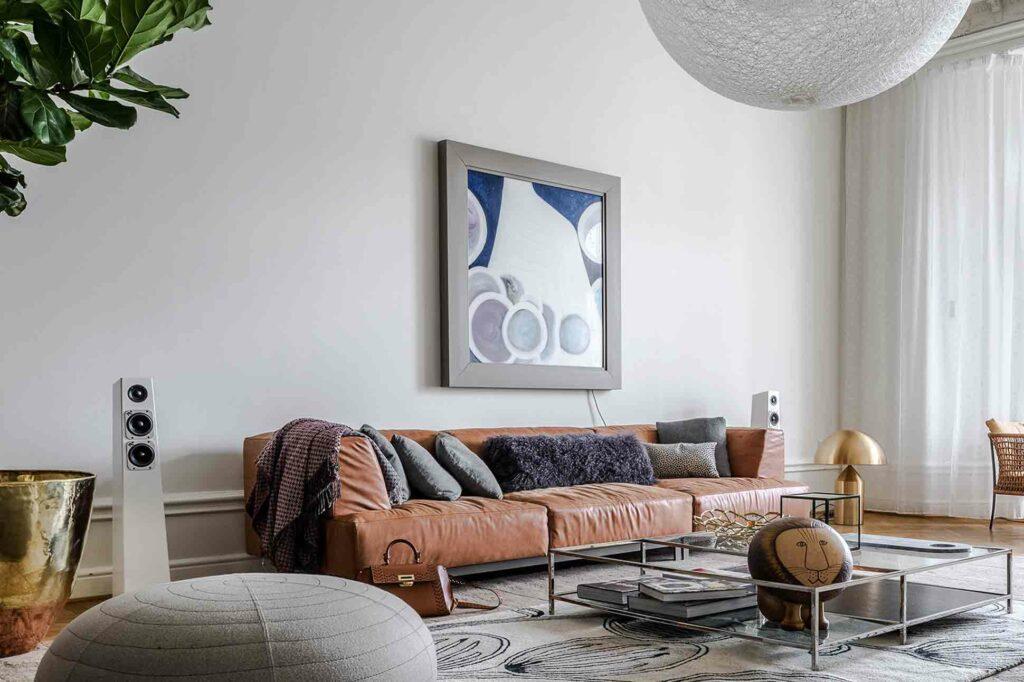 Nobis Stockholm interior design