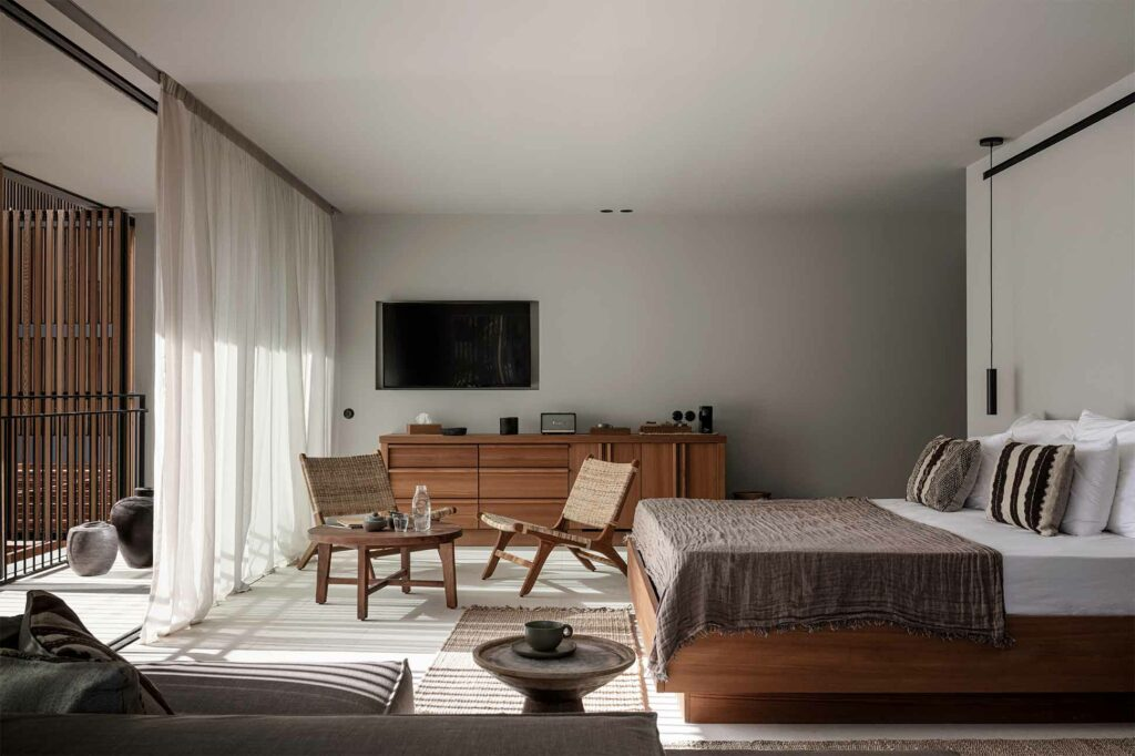 Junior Suite at OKU Ibiza, Spain