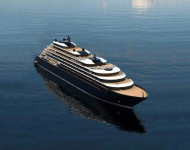 The Ritz-Carlton Yacht Collection ship render