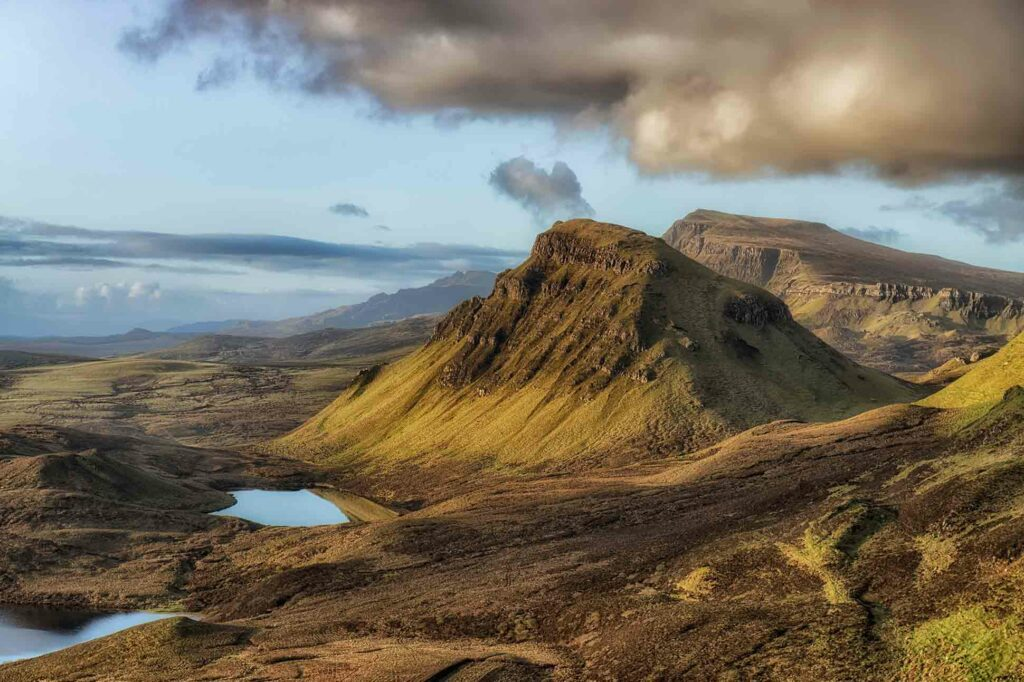 Skye Scottish Island Scotland