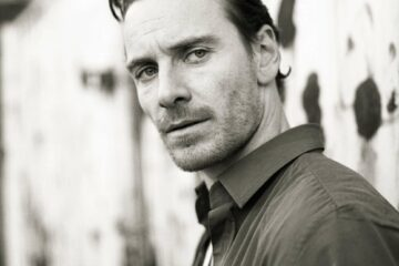 Portrait of Michael Fassbender, London, United Kingdom