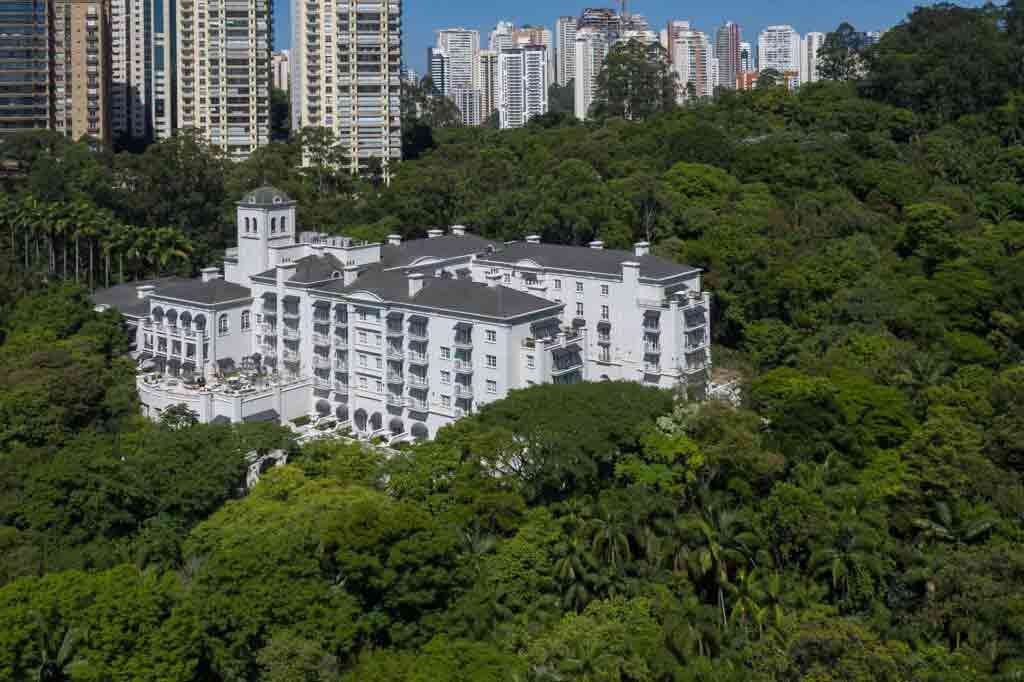 Oetker Collection Palacio Tangara Sao Paulo Brazil
