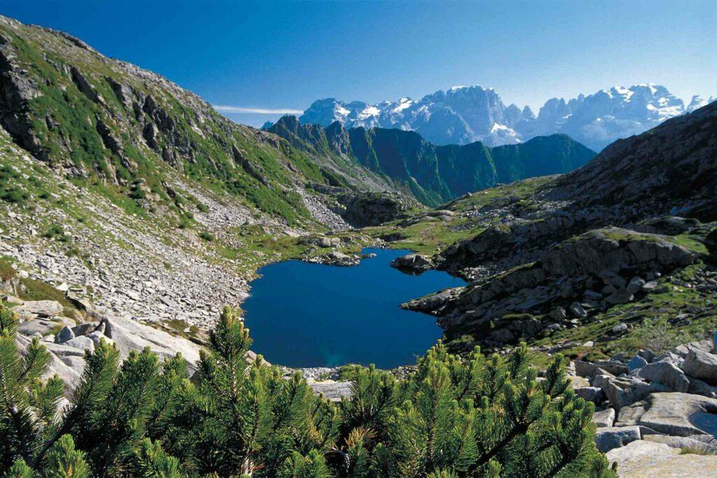 Alpine wellness in Trentino, Italy