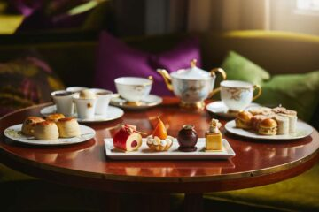 Mandarin Oriental Hyde Park Rosebery Afternoon Tea